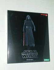 Kotobukiya ARTFX+ Star Wars Statue 1/10 Scale KYLO REN Figure Model Kit