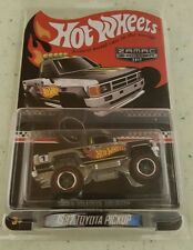 2017 Hot Wheels Collector Edition Mail-In 1987 Toyota Pickup ZAMAC In hand!!!