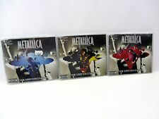 3 CD NEW MINT - METALLICA - The Unforgiven II  Triple Set Made in England Import