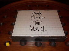 Pink Floyd - The Wall Doppia marcatura Siae Inchiostro e Normale Cd ..... New