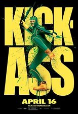 POSTER KICK ASS COMIC NICOLAS CAGE COMICS THE MOVIE #3