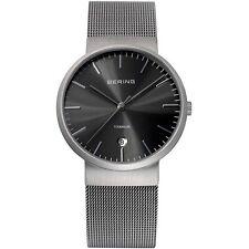 Bering Herren Uhr Armbanduhr Slim Classic - 11036-077
