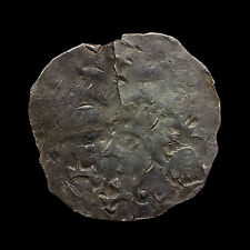 Lorraine Lothringen Verdun Belgium 11th Century Denier Viking Traded Penny Coin!
