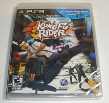 PS3 Kung Fu Rider game Factory Sealed brand new