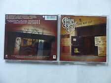 CD Album THE ALLMAN BROTHERS BAND One way out, live beacon theatre SANDD256