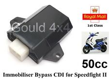 Immobiliser Chip Key Bypass CDI  for 50cc Peugeot Speedfight 2 ACI100 ACI100.01