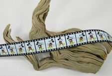 "BTY 1"" Disney Mickey Mouse Film Strip Grosgrain Ribbon Hair Bows Scrapbook Lisa"