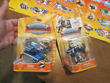 Skylanders SuperChargers LOT HIGH VOLT & SHIELD STRIKER Wii U Xbox 360 PS3/4 3DS
