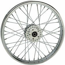 "40 SPOKE 21"" FRONT WHEEL 21 X 2.15 HARLEY DYNA FXD SUPER GLIDE FXDL LOW RIDER"