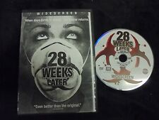 "USED DVD   ""28 Weeks Later"""