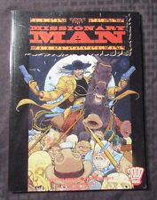 2002 MISSIONARY MAN by Frank Quitely 1st SC 2000 AD / Titan VF-