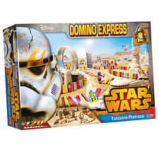 Idéal Domino Express Star WARS TATOOINE Pod Course (120 dominos)