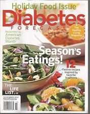 Diabetes Forecast November 2014 Holiday Food Issue/Alert Dogs/Diabetes Month