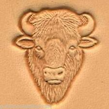 Craftool 3-D Leather Stamp Buffalo Head (88458-00)