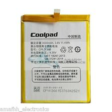 New 100% OEM CPLD366 CPLD-366 3000mAh Non Removable Battery for Coolpad Note 3