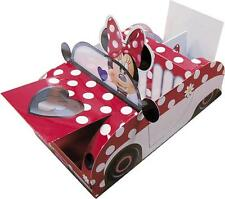 Minnie Mouse Red Polka Dot Party Food Tray