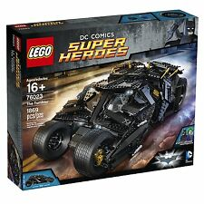 LEGO Super Heroes 76023 The Tumbler New in Sealed Box