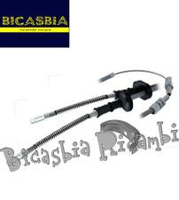 6849 - TRASMISSIONE FRENO A MANO PIAGGIO APE MP P 501 600 601 - BICASBIA