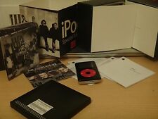 Apple iPod photo classic 4th Generation U2 Special Edition Black 20 GB original