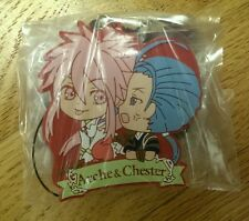Tales of Phantasia Ichiban Kuji Rubber strap Arche Chester