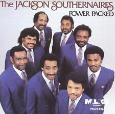Jackson Southernaires - Power Packed - New Factory Sealed CD