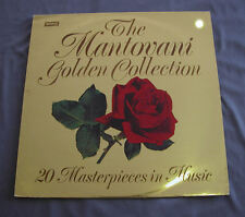 "Vinilo LP 12"" 33 rpm THE MANTOVANI GOLDEN COLLECTION - 20 MASTERPIECES IN MUSIC"