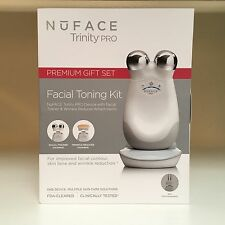NuFACE Trinity PRO Facial Trainer + Wrinkle Reducer Attachment Premium Gift Set