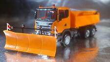 * Herpa Cars 306492  Scania R Winter Services 1:87 Scale