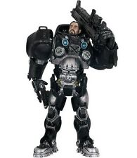StarCraft 2 Terran Marines James Raynor Toy Figure Figurine Doll 100% New in Box