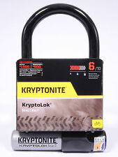 Kryptonite Kryptolok Series Mini 7 Bicycle U-Lock w/ Transit FlexFrame Bracket