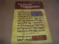 The family Haggadah Artscroll English - Hebrew Book
