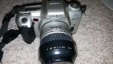 Minolta Maxxum St Si 35mm with Tiffen Soft Case and 35-80 Af Zoom Lens