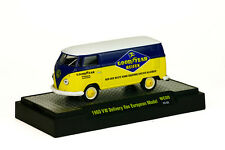 M2 Machines 1960 VW Delivery Van European Model WC09 Good Year 1/64 New in Box