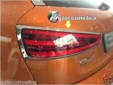 Audi Q3 Cornice profili in abs cromo fari fanali posteriori cromati