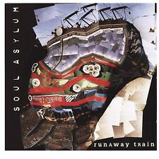 Runaway Train / Black Gold 1993 by Soul Asylum