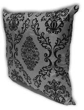 Grigio Casa DECORARE stanza Divano gregge Stampa Copricuscino Federa 43cm x 43cm