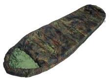 Flecktarn camouflage commando sac de couchage avec capuche-type de l'armée allemande camping