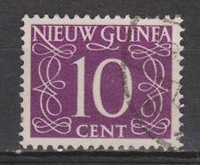 Indonesia Nederlands Nieuw Guinea 8 used 1950 NOW ALL STAMPS NEW GUINEA