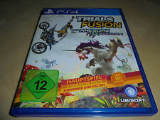 PS4 Spiele - Trials Fusion / The Awesome Max Edition
