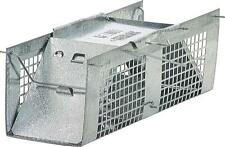 HAVAHART 1020 SMALL LIVE ANIMAL CAGE TRAP TWO DOOR MICE VOLES ETC USA 6045199