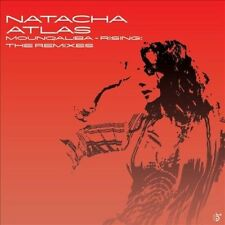 Natacha Atlas-Mounqualisa Rising CD NEW