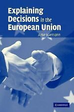 Explaining Decisions in the European Union-ExLibrary