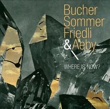 Where is Now? by Michael Bucher/Tobias Friedli/Stefan Aeby/Bucher, Sommer, Fried
