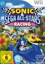 Nintendo Wii Sonic Sega All Stars Racing top estado