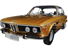 1972 BMW 3.0 CSI (E9) COUPE GOLD METALLIC LTD 504PCS 1/18 MINICHAMPS 180029027