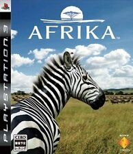 (Used) PS3 Afrika  [Import Japan]((Free Shipping))