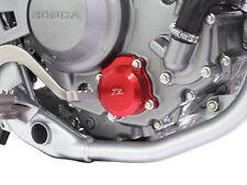 Zeta 13-16 Honda CRF250L Zeta Motorcycle Oil Filter Cover - Red - ZE90-1023
