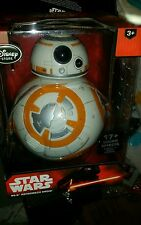 BB-8 Talking Astromech Droid Star Wars The Force Awakens Disney Store Exclusive