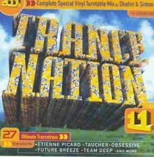 Trance Nation 11 (1997) Etienne Picard, Taucher, Obsessive, Future Bree.. [2 CD]