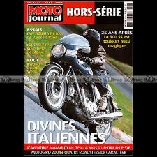 MOTO JOURNAL HS 2408 ★ SPECIAL ITALIE ★ DUCATI 900 SS 996 749 R BENELLI TNT 1130